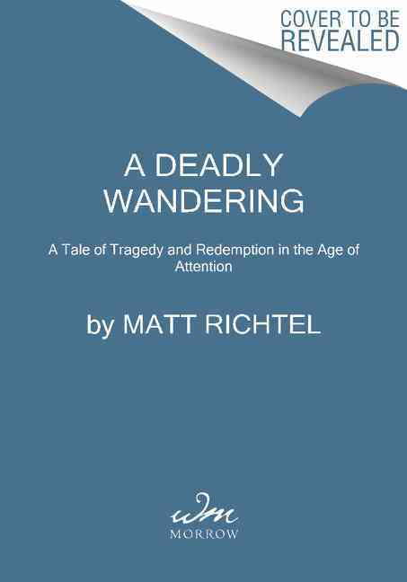 A Deadly Wandering By Richtel, Matt